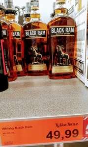 Black Ram whisky 1L Aldi (Wrocław Obornicka)