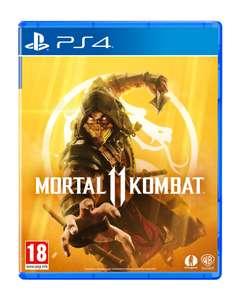 Mortal Kombat 11 PS4/PS5 wersja pudełkowa