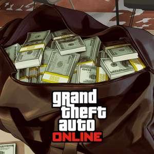PS Plus: GTA$1,000,000 for GTA Online