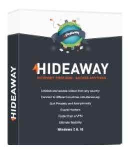 VPN Hideaway BEZPŁATNIE 1 ROK