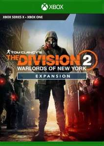 Tom Clancy's The Division 2: Warlords of New York Expansion Xbox One