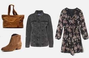 Zestawienie mody damskiej - wiosenne trendy 2021