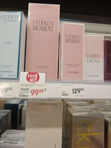 "Rossmann, Woda perfumowana Calvina Kleina ""Eternity Moment"" 100 ml"