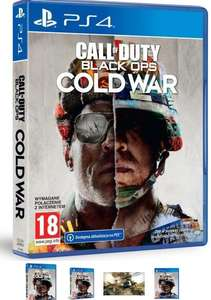 Call of Duty: Black Ops Cold War PS4 po polsku upgrade do PS5