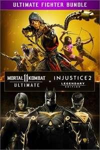 Mortal Kombat 11 Ultimate + Injustice 2 Legendary Edition z Brazylijskiego Xbox Store @ Xbox One