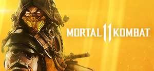Mortal Kombat 11 STEAM -70%