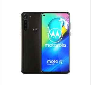 "Smartfon MOTOROLA Moto G8 Power 6.4"" 5000mAh SD665 4/64GB Czarny"