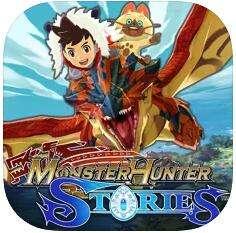 [ iOS ] Monster Hunter Stories @AppStore