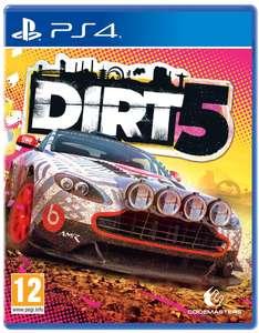 DiRT 5 PS4 / PS5 za 99 PLN