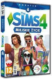 Wersja Próbna - The Sims 4 Miejskie Życie