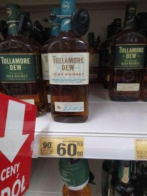 Whiskey Tullamore dew xo Caribbean rum cask 0.7 zbiorcza Auchan Sosnowiec