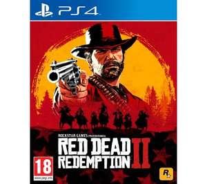 Red Dead Redemption II PS4 / PS5 / Xbox One / Xbox Series X (darmowy odbiór) @ RTV Euro AGD, OleOle!