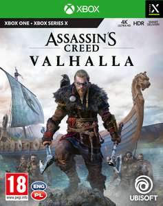 Assassin's Creed Valhalla PL (XONE)