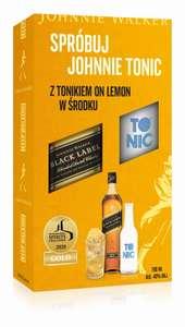 Whisky Johnnie Walker Black Label 12YO 0,7L+ Tonic. Alkooutlet