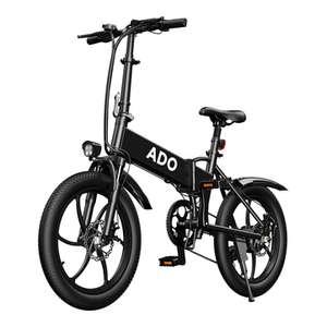 Rower elektryczny ADO A20 350W 36V 10.4Ah / Banggood wysyłka z Czech