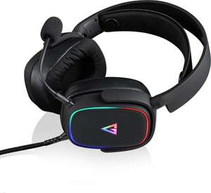 Słuchawki dla graczy Modecom Volcano MC-899 Prometheus (7.1 virtual sound, podświetlenie) @ Morele