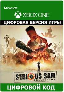 Serious Sam Collection Xbox Plati Market 397,09 Rubli