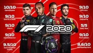 Darmowy weekend z F1 2020 @Steam