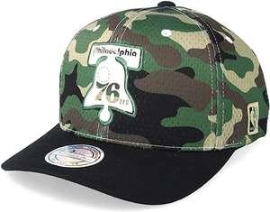 Czapeczka Mitchell & Ness Snapback Mesh Camo Philadelphia 76ers