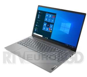 "Laptop Lenovo ThinkBook 15 G2 ITL 15,6"" Intel® Core™ i5-1135G7 - 16GB RAM - 512GB Dysk - Win10 Pro"