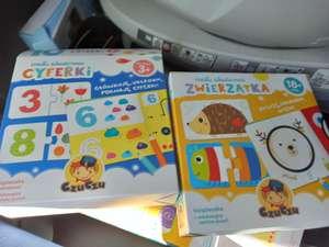 Rossmann puzzle układanki dla dzieci czuczu mała akademia