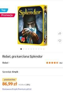 SPLENDOR - Gra Planszowa EMPIK
