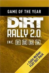 DiRT Rally 2.0 - Game of the Year Edition za 35,14 zł z Brazylijskiego Xbox Store @ Xbox One