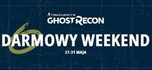 Darmowy weekend z grą Tom Clancy's Ghost Recon Breakpoint od 27 do 31 maja (PC, PS4, Xbox, Stadia)