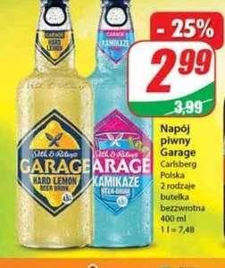 Piwo Garage, dwa rodzaje. Dino