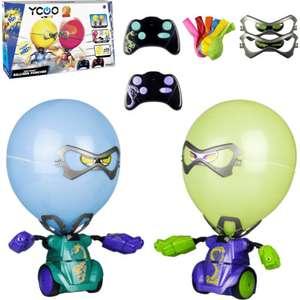 Walczące Roboty Robo Kombat Ballon 2-pak