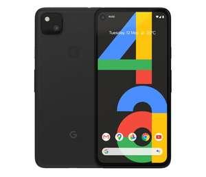 Pixel 4a za 315€, Pixel 4a 5G za 419€, obudowa do 4a za pół ceny - niemiecki Google Store
