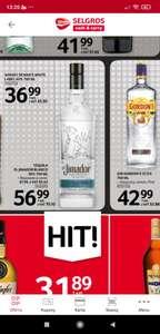 Selgros Tequila El Jimador 100% blue agave 0,7l