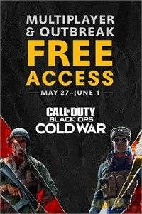 Call of Duty Black Ops Cold War (darmowy weekend z trybem multiplayer)