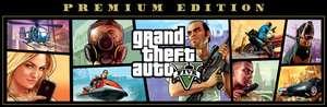 Grand Theft Auto V: Premium Edition (Steam)
