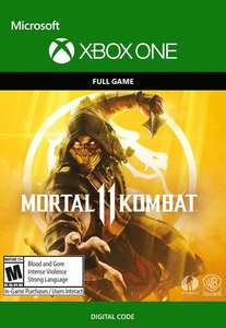 Mortal Kombat 11 - XBOX (Argentyna) @ eneba