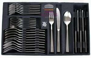 WMF - philadelphia zestaw sztućców dla 6 osób, 30el, sztućce Cromargan ( matowe)
