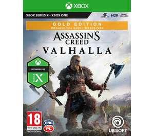 Assassin's Creed Valhalla Złota Edycja Xbox One / Xbox Series X