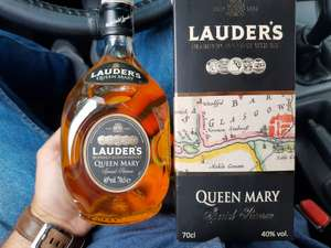 Whisky Lauder's Queen Mary SR 0,7l