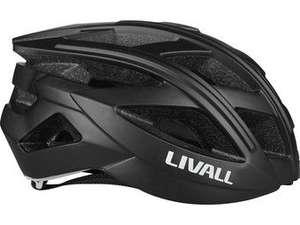 Kask rowerowy Livall BH60SE Black z Bluetooth
