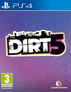 [PS4 / PS5] DiRT 5 (z darmową aktualizacją do PS5) @Morele
