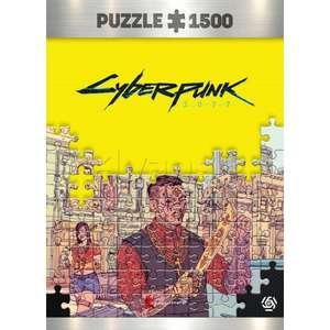 Puzzle Good Loot Cyberpunk 2077: Valentinos + inne wzory z Cyberpunka