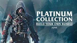Platinum Collection Czerwiec - 3 gry za 9,99 €   Assassin's Creed, Metal Gear, South Park, Tom Clancy's The Division, For Honor
