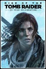Rise of the Tomb Raider: 20 rocznica za 18,89 zł z Brazylijskiego Xbox Store @ Xbox One