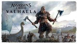Assassin's Creed Valhalla - Basim outfit i Vinland Crow @ Ubisoft