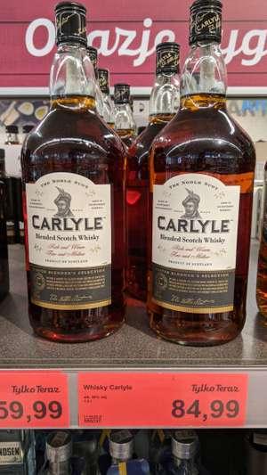Carlyle Blended Scotch Whisky 1,5L Aldi