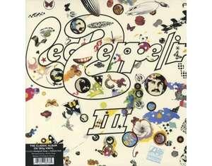 Led Zeppelin III Winyl LP - Media Markt 44,99 zł + darmowa dostawa