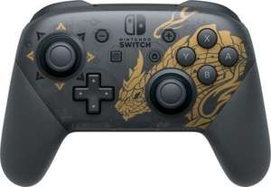 Nintendo Switch Pro Controller Monster Hunter Rise