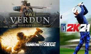 Darmowy weekend z Verdun, PGA TOUR 2K21 oraz Tom Clancy's Rainbow Six Siege w ramach Xbox Live Gold Free Play Days