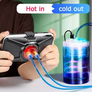 Chłodzenie wodne do smartfona