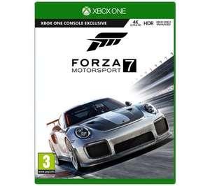 Gra Forza Motorsport 7 Xbox One / Xbox Series X ( a Forza Horizon 4 za 89 zł)